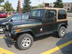 Sahara YJ for sale, calgary